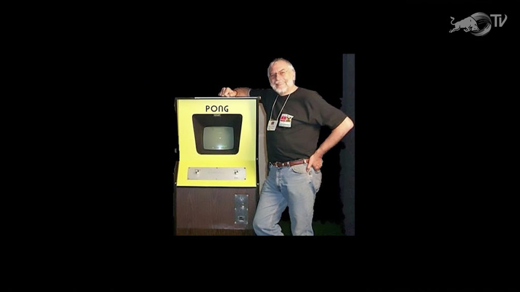 Nolan Bushnell and Pong for Atari documentary The Ripple Effect Series written by Chris Nelson and Demi Taylor