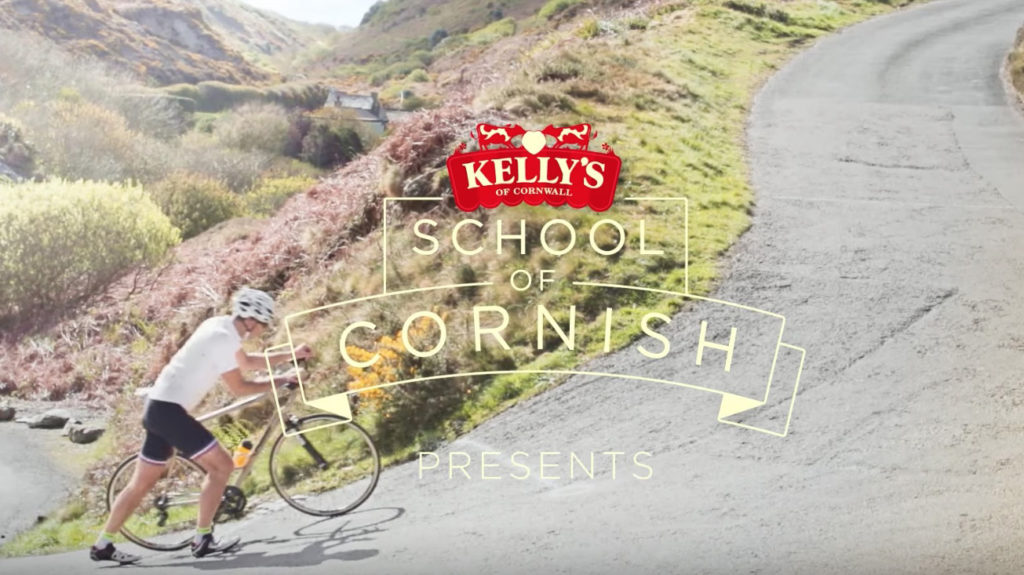 Kellys Ice Cream campaign- School of Cornish - Produced by Demi Taylor